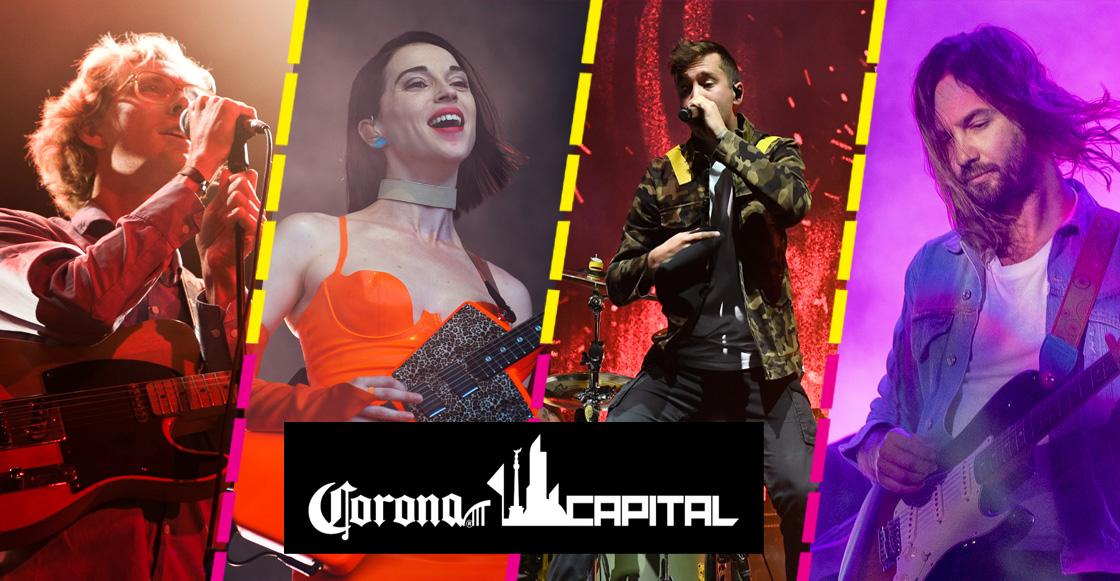 Cartel Corona Capital 2021