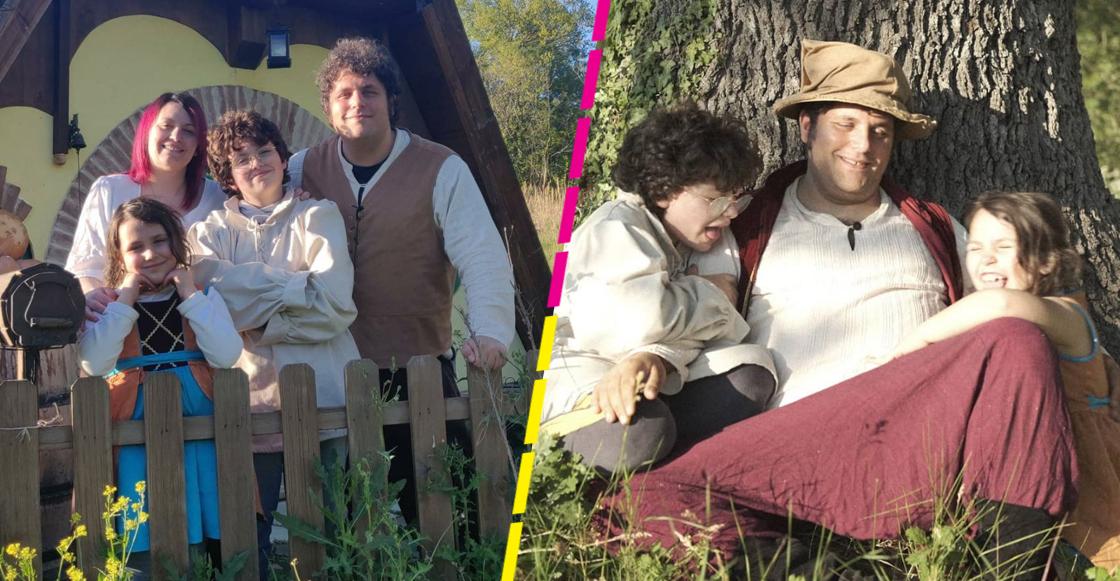 La casa hobbit y la comarca de la vida real