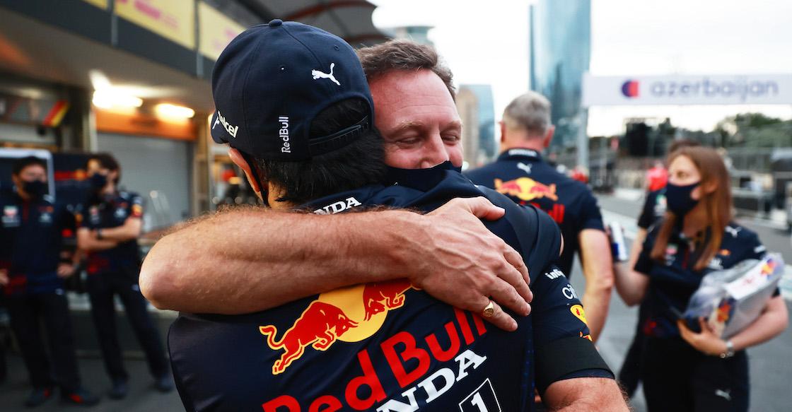 ¡En tu cara, Gasly! Chris Horner explicó lo motivos por los cuales Red Bull renovó a Checo Pérez