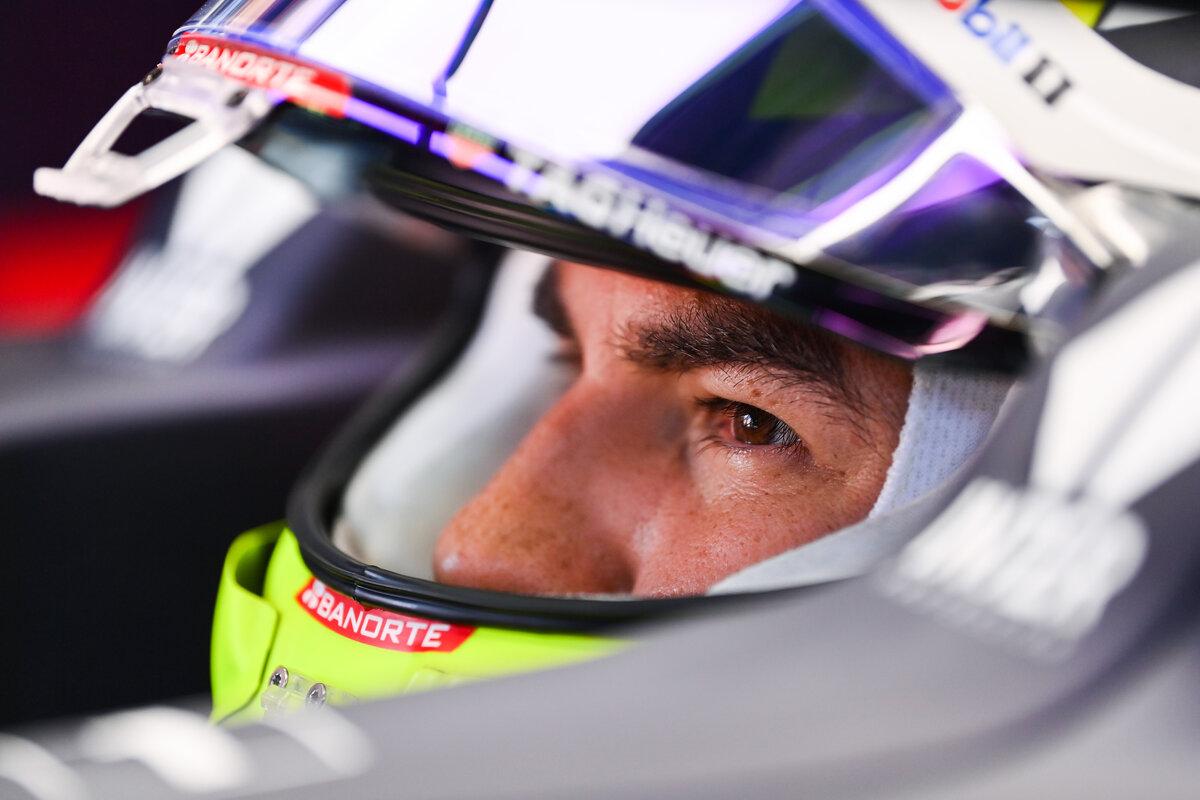 """Checo Pérez quedó fuera en la Q1 del GP de los Países Bajos: """"Salimos muy tarde"""""""
