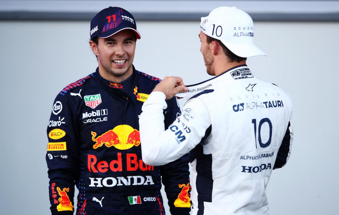 """¡Hay tiro! Pierre Gasly se fue con todo contra Checo Pérez y Red Bull: """"Hay cosas que no se entienden"""""""
