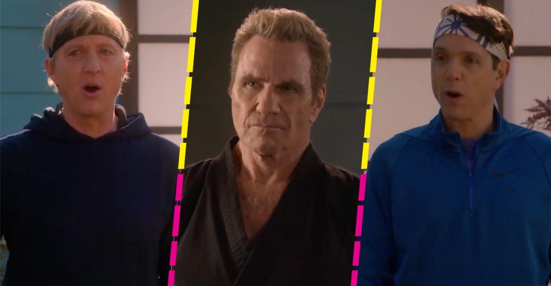 Aquí el nuevo avance y la fecha de estreno de la cuarta temporada de 'Cobra Kai'