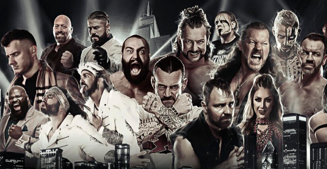 ¿Cómo, cuándo y dónde ver el debut de CM Punk con AEW en el evento All Out?