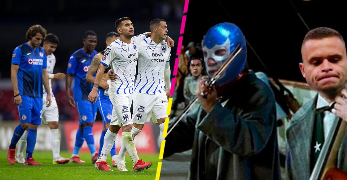 ¡Ya déjalo! Los memes también eliminan a Cruz Azul por goleada en Concachampions