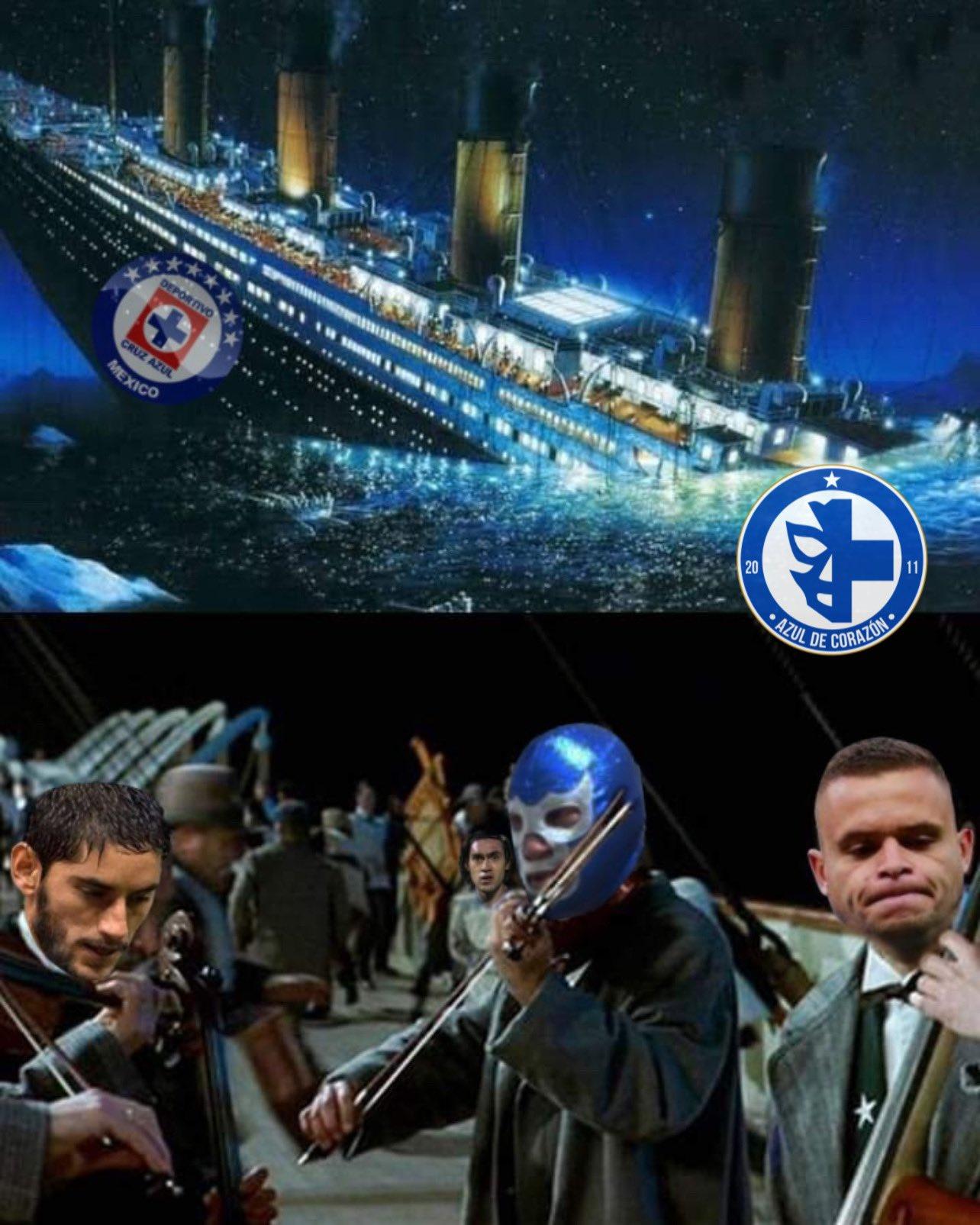 cruz azul memes vs monterrey