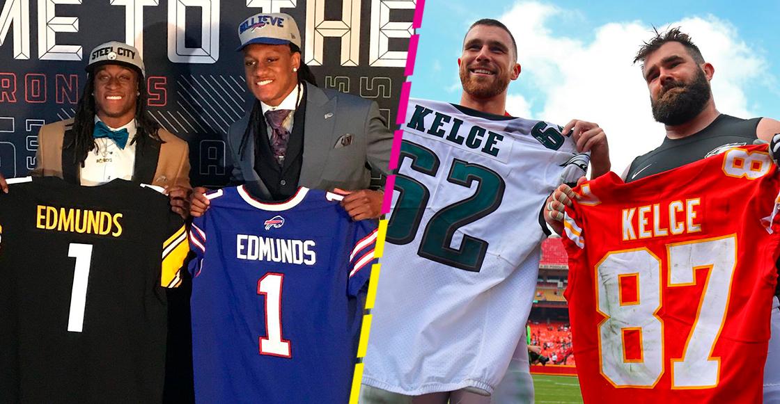 ¿Cuántas partidos entre hermanos hay en la temporada 2021 de la NFL?