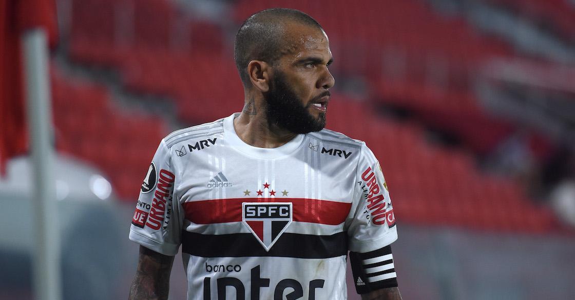 ¿Por qué es casi imposible el fichaje de Dani Alves con equipos de la Liga MX tras 'cortar' con Sao Pualo?