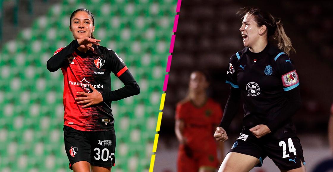 Alison González y Alicia Cervantes son Top 3 de las máximas goleadoras a nivel mundial