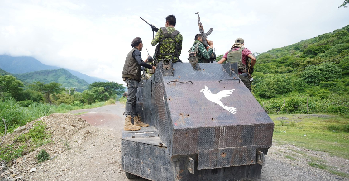 Tepalcatepec: Balaceras entre el CJNG y autodefensas durán más de 24 horas y dejan al menos 5 muertos