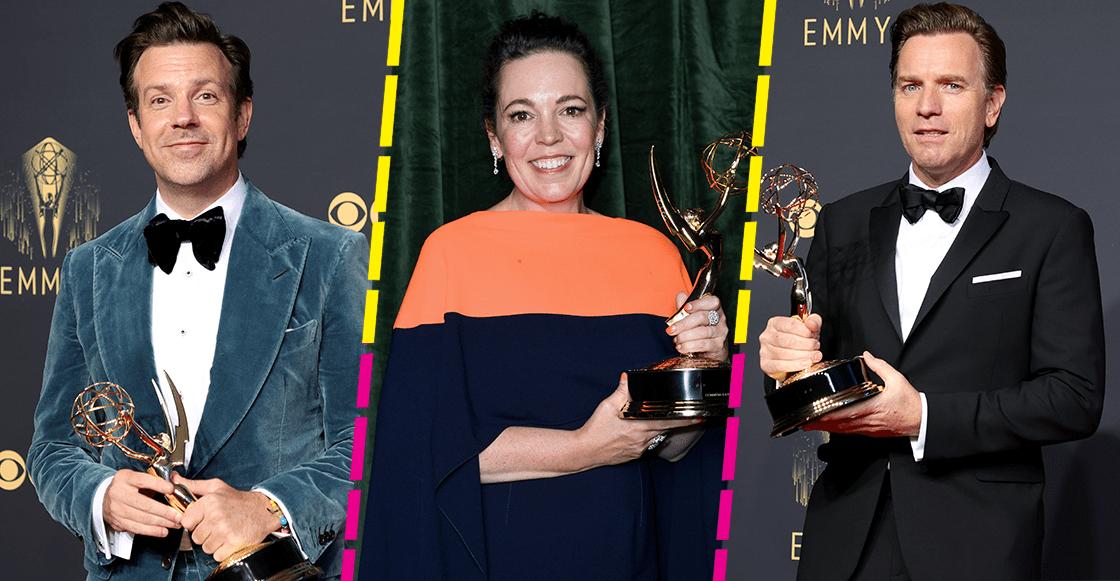 Esto fue todo lo que sucedió en los Emmy 2021