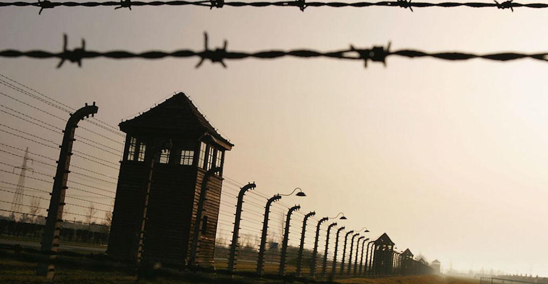 Former Secretary-Concentration Camp-Germany