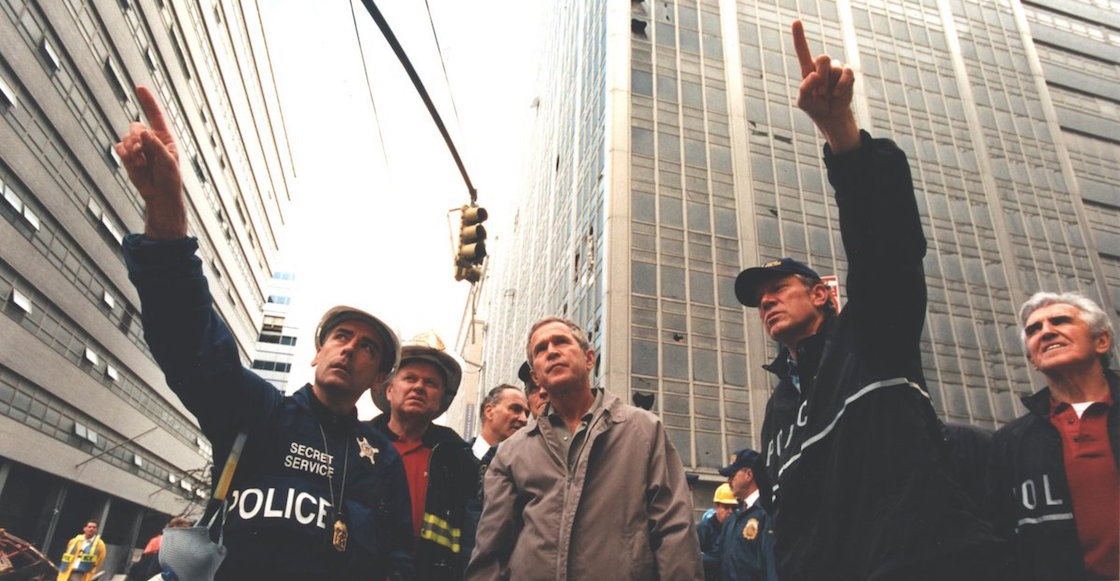 Unpublished photosNever seen September 11-Twin Towers-New York-Secret Service-911-11S-07
