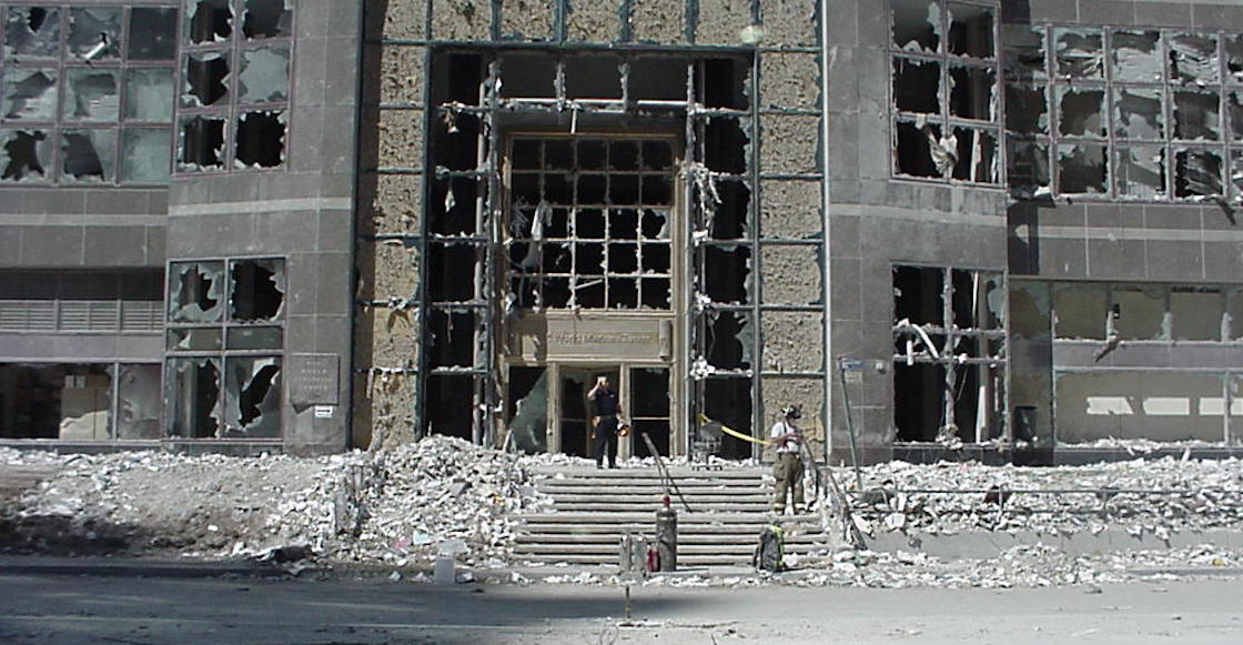 Unpublished photosNever seen September 11-Twin Towers-New York-Secret Service-911-11S-08