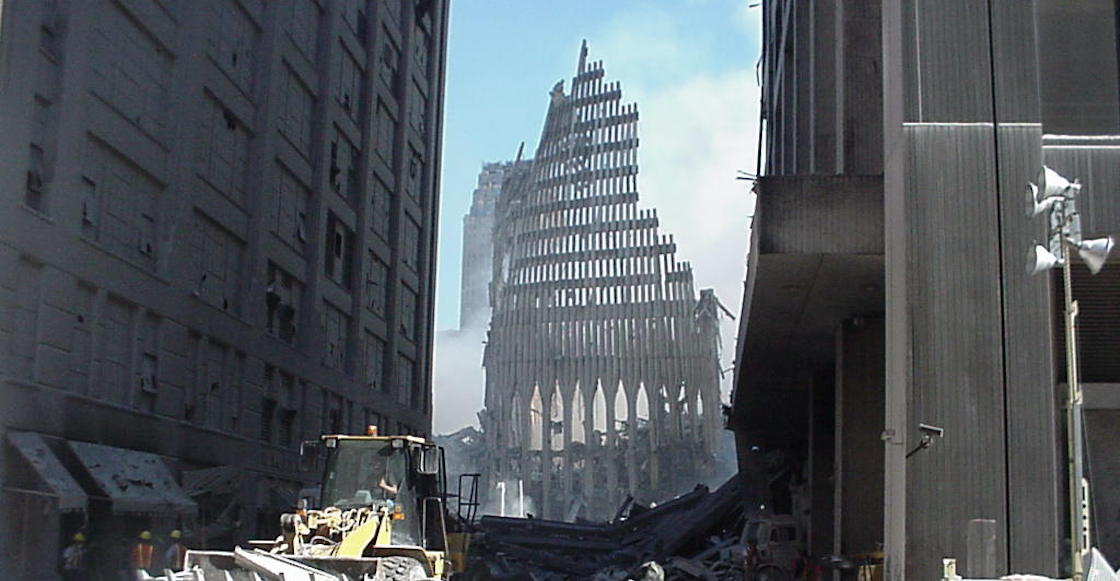 Unpublished photosNever seen September 11-Twin Towers-New York-Secret Service-911-11S-09