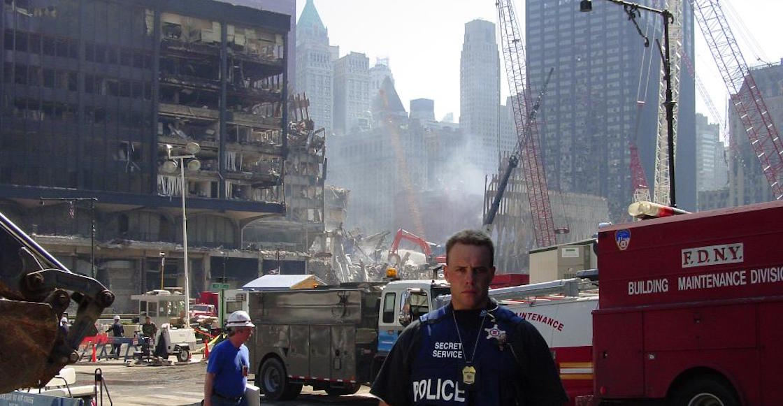 Unpublished photosNever seen September 11, the twin towers New York Secret Service 911-11S-10