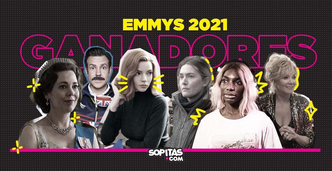 Winner list! Estos son todos los ganadores de los Emmy 2021