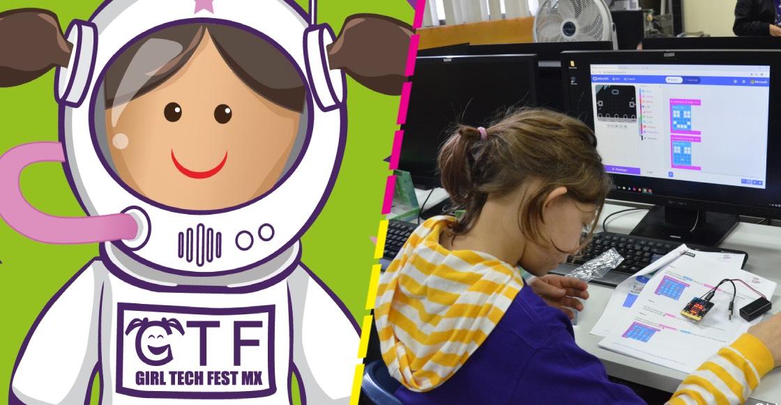 Esta todo listo para Girl Tech Fest 2021 y aquí te contamos los detalles