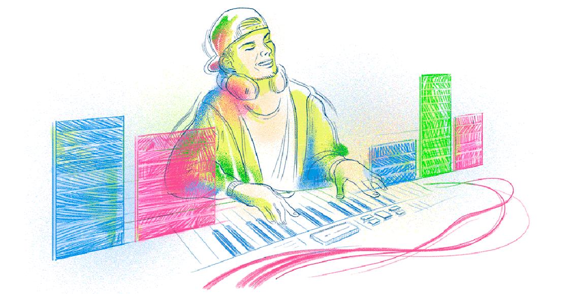 Google recuerda a Avicii en su cumpleaños con un emotivo doodle