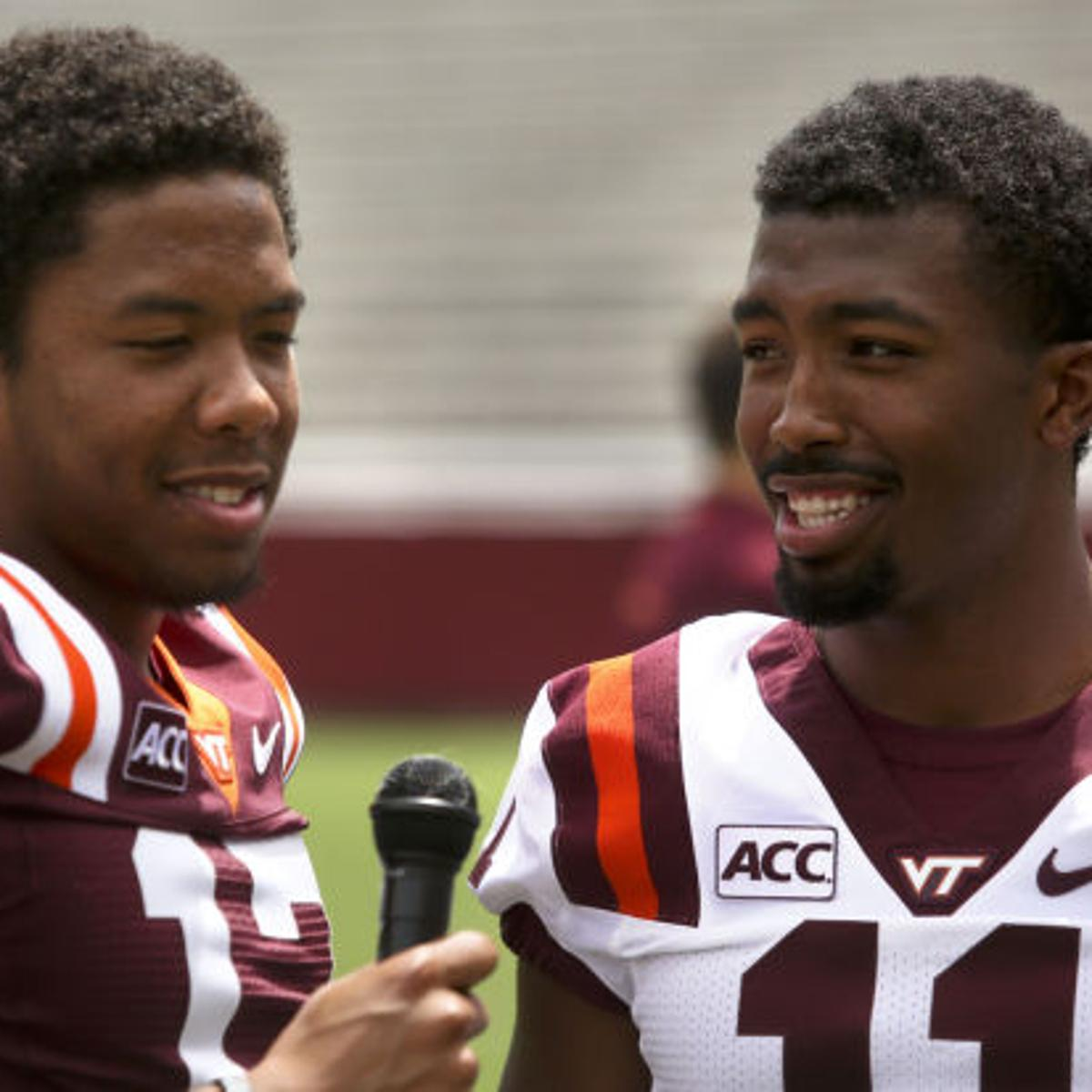 Fuller Brothers as Virginia Tech College Students