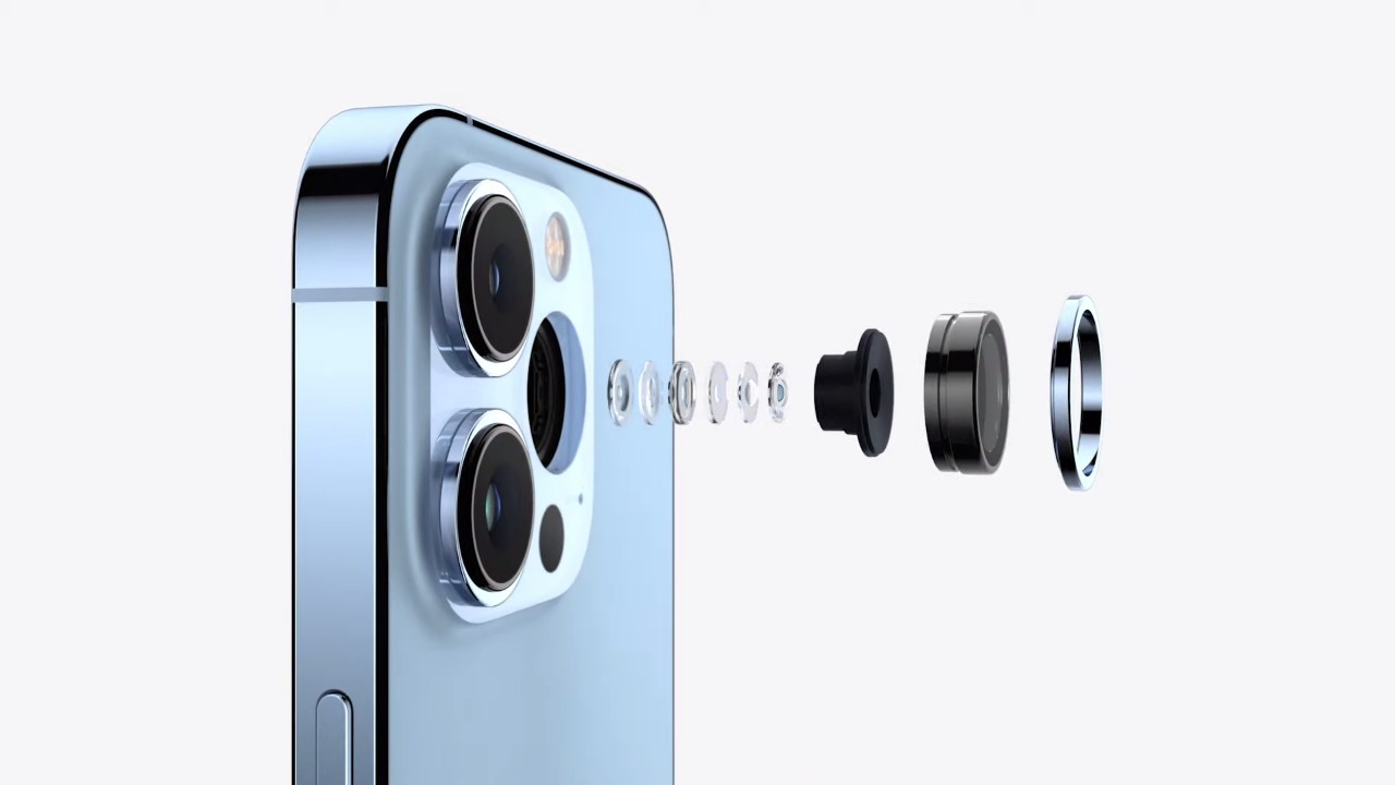 iPhone 13 Pro y Pro Max