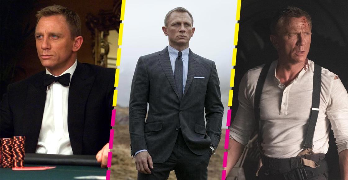 QUIZ: ¿Qué tanto sabes de los 15 años de Daniel Craig como James Bond?