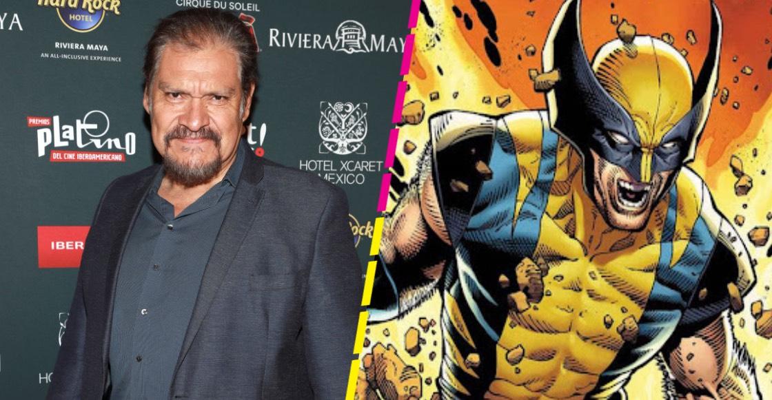 ¡El 'Cochilogan'! Joaquín Cosío es el nuevo Wolverine de Marvel