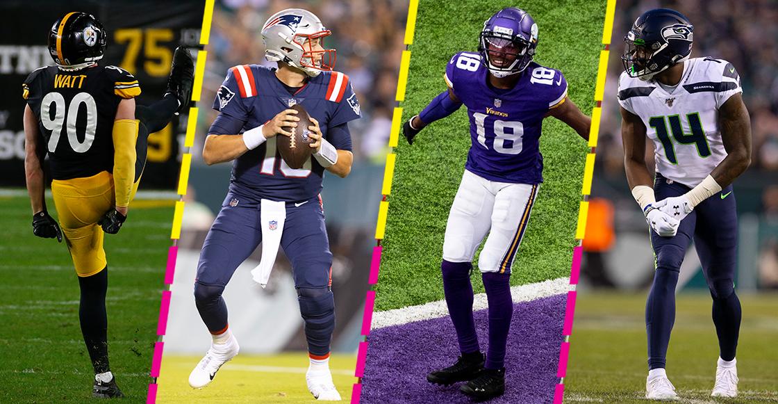 El jugador a seguir de cada uno de los equipos en la NFL de la temporada 2021