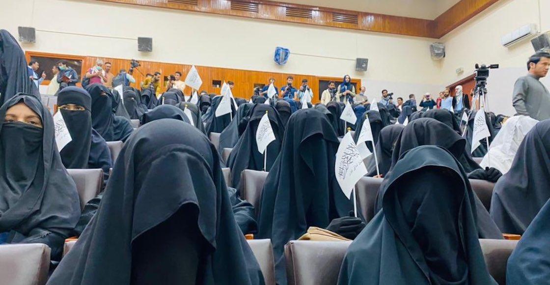 Female Student-Afghanistan-Taliban