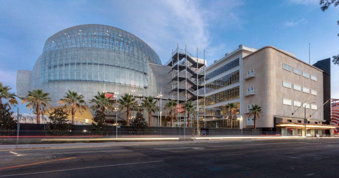 Hollywood estrena el Museo del Cine más grande del mundo