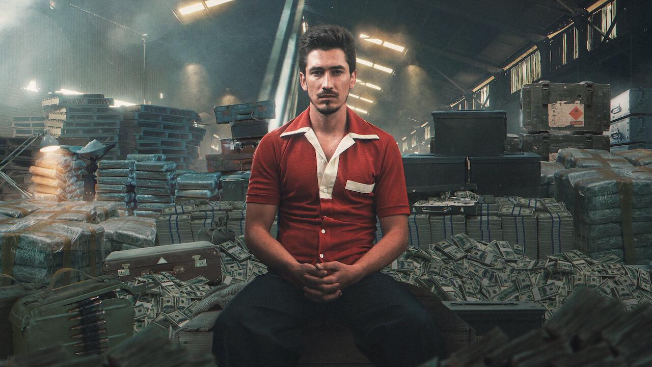 Acusan a Netflix de copiar el arte de 'Grand Theft Auto V' en una serie colombiana