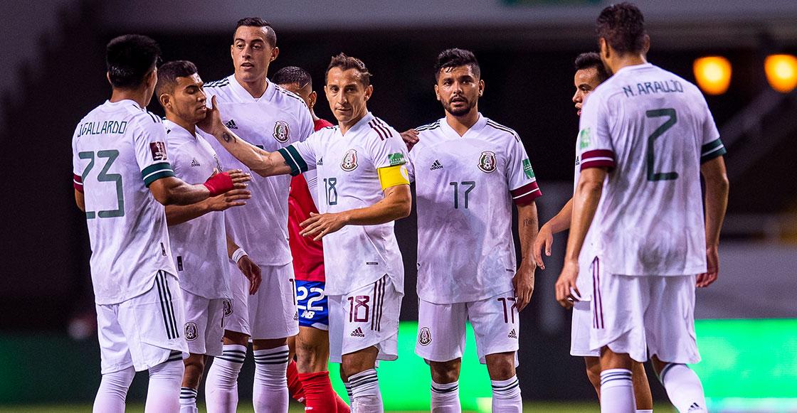 El soberbio penal de Orbelín Pineda y las fallas de Funes Mori en el triunfo de México ante Costa Rica