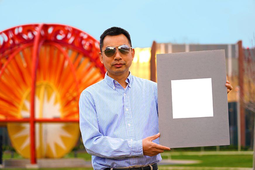 ¡Es ecológica! Científicos desarrollan la pintura más blanca del mundo
