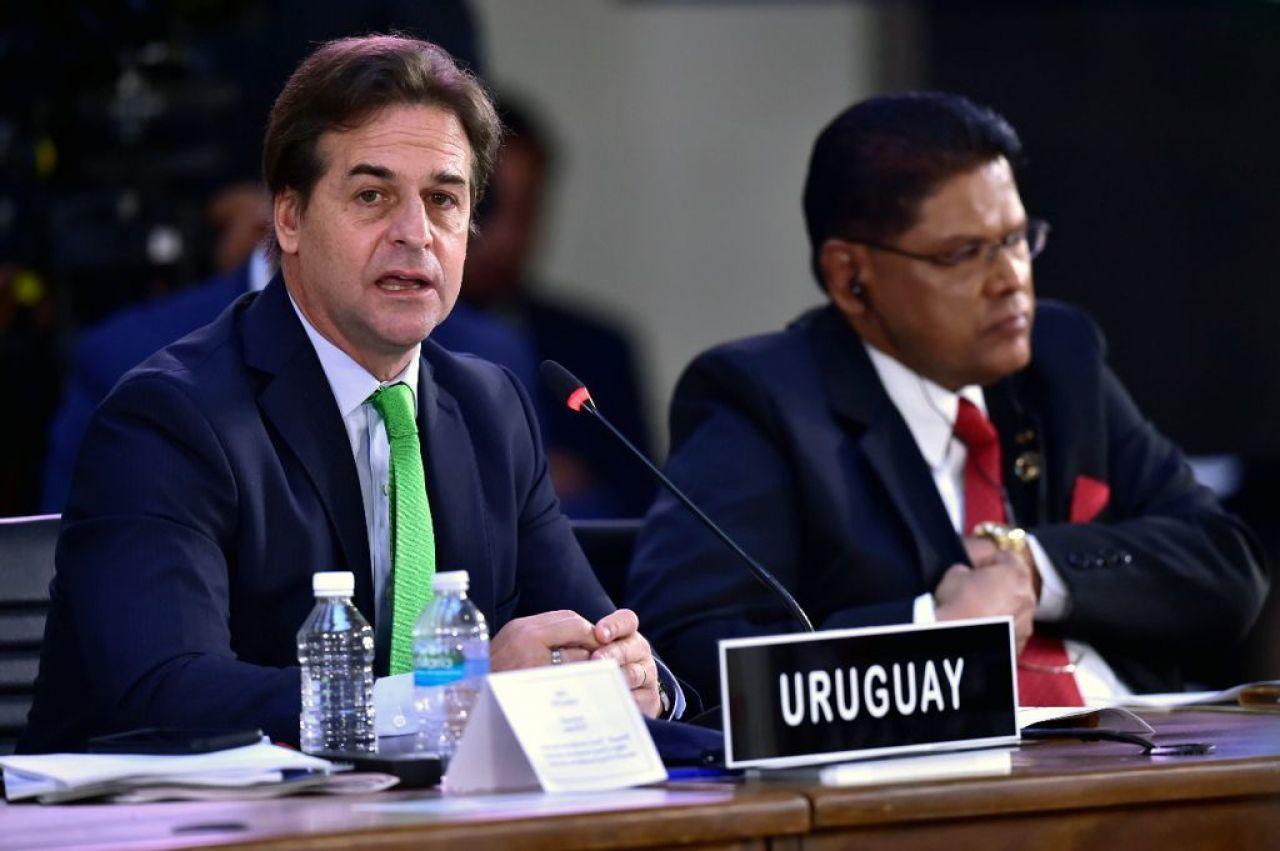 Tómala: Presidentes de Uruguay y Paraguay critican a Maduro y AMLO en cumbre de la CELAC