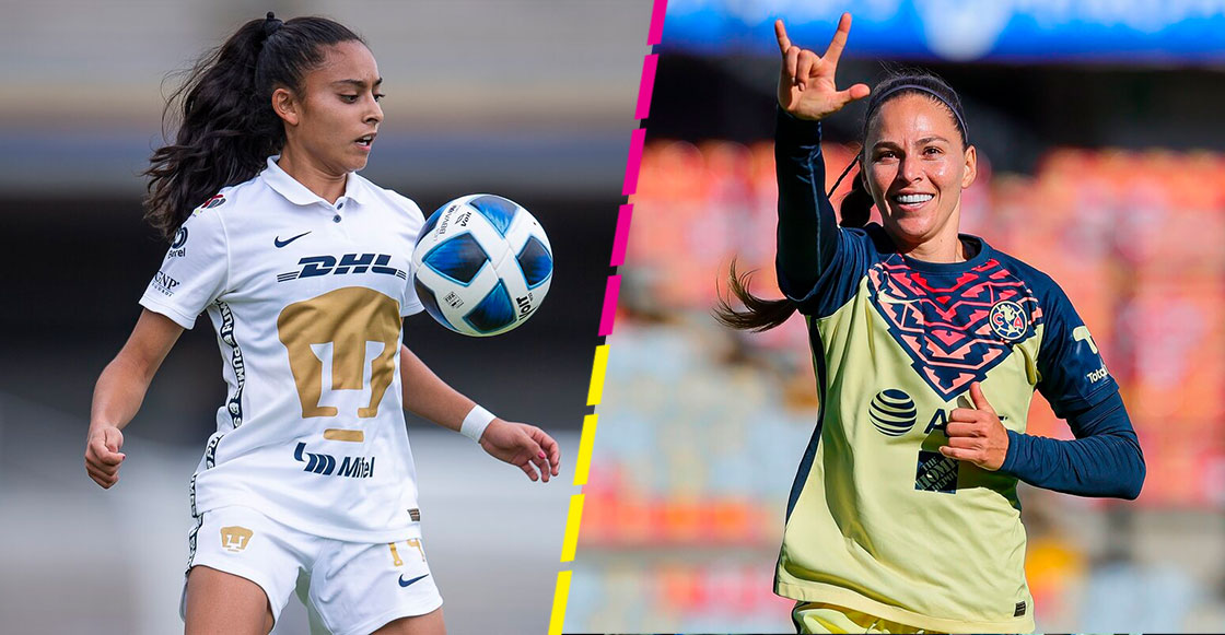 ¿Cómo, cuándo y dónde ver en vivo el América vs Pumas Femenil del Apertura 2021?