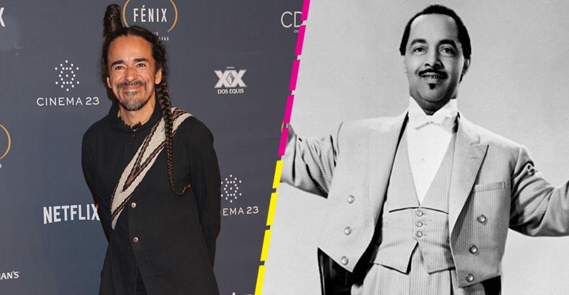 Rubén Albarrán debutará como actor en una película sobre Dámaso Pérez Prado