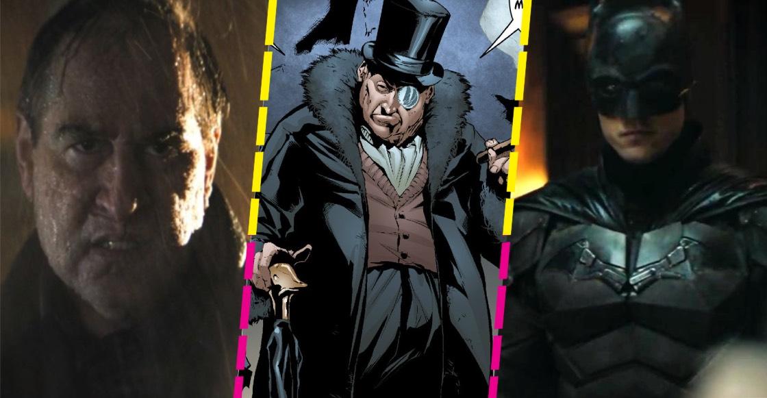 Ya trabajan en un spin-off sobre El Pingüino, el villano de 'The Batman'