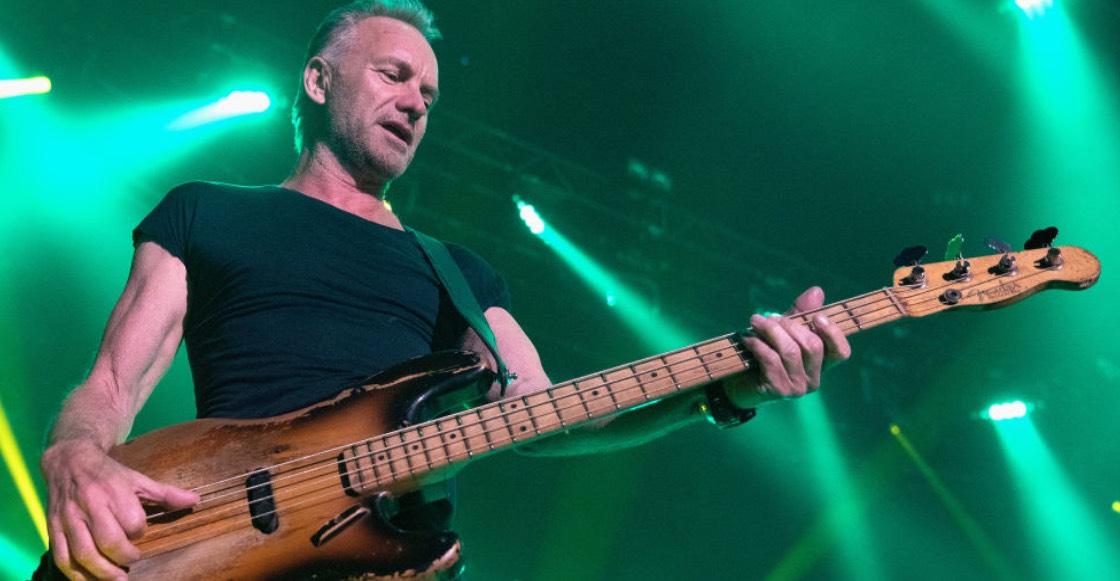 """Sting vuelve con la rola """"If It's Love"""" y anuncia su nuevo álbum 'The Bridge'"""