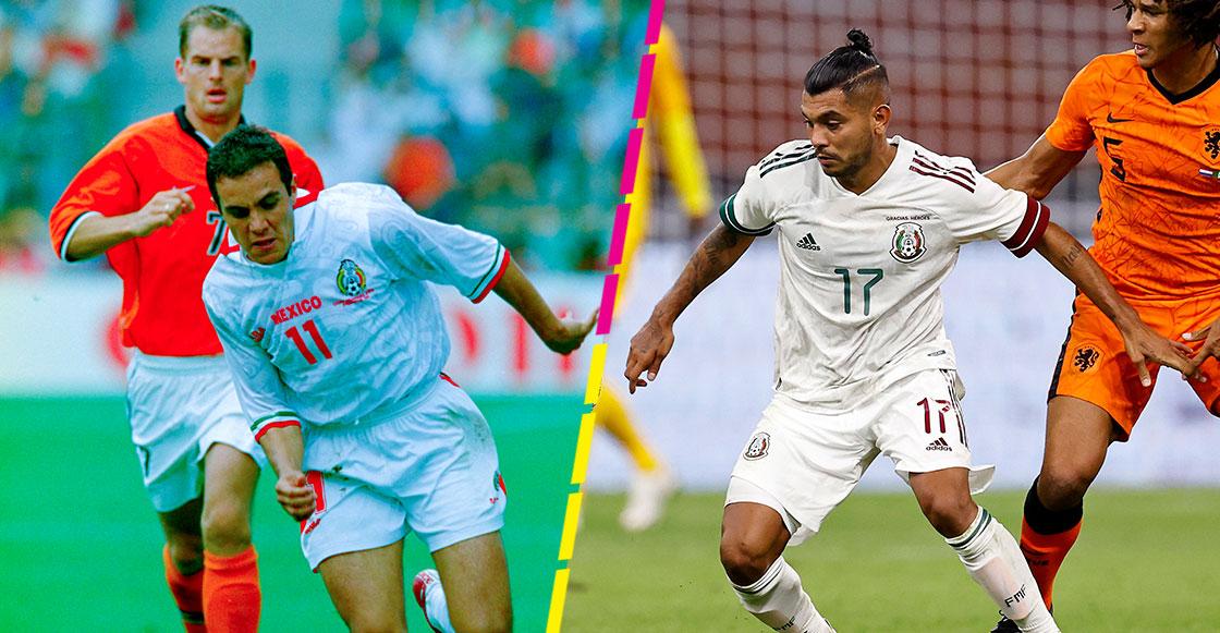 Jesús 'Tecatito' Corona, el fan de Cuauthémoc Blanco que escribe su historia en la Selección Mexicana