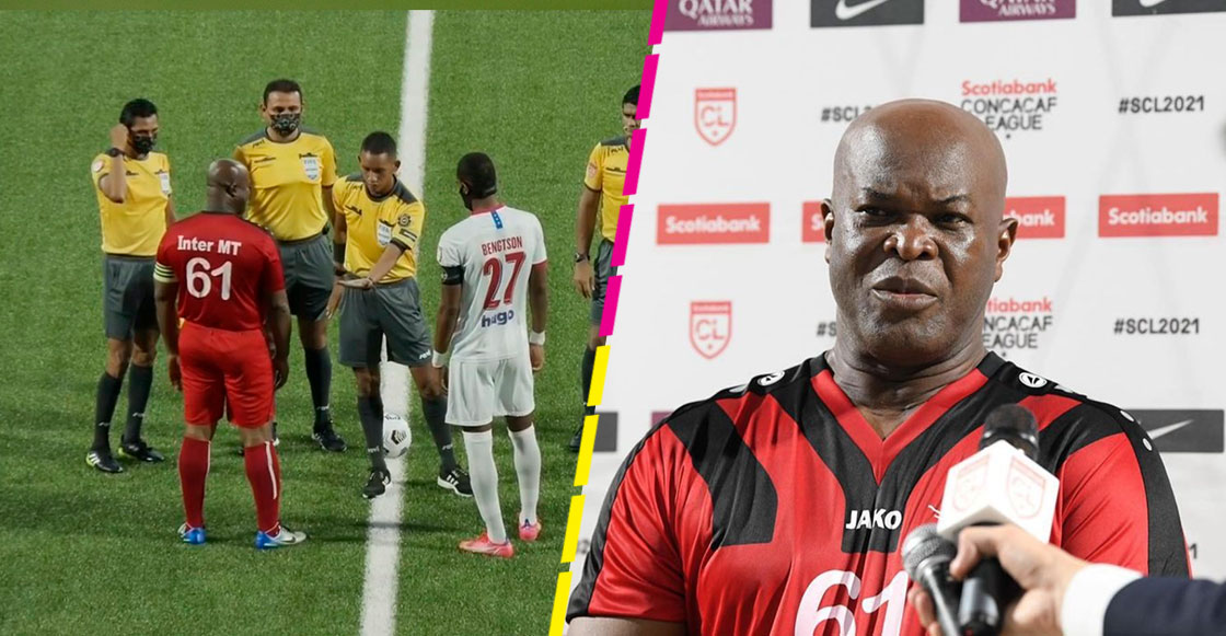 ¡Les cayó la justicia! Concacaf suspende al vicepresidente de Surinam a equipos por repartición de billetiza