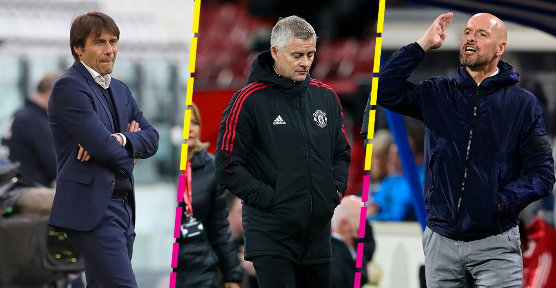 ¿Quiénes son los 4 candidatos a suplir a Ole Gunnar Solskjaer como DT del Manchester United?