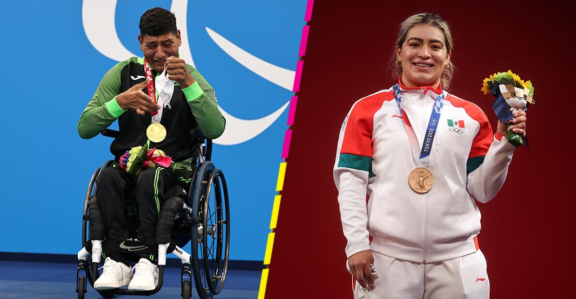 ¿Cuánto dinero recibieron los medallistas olímpicos y paralímpicos mexicanos de Tokio 2020?