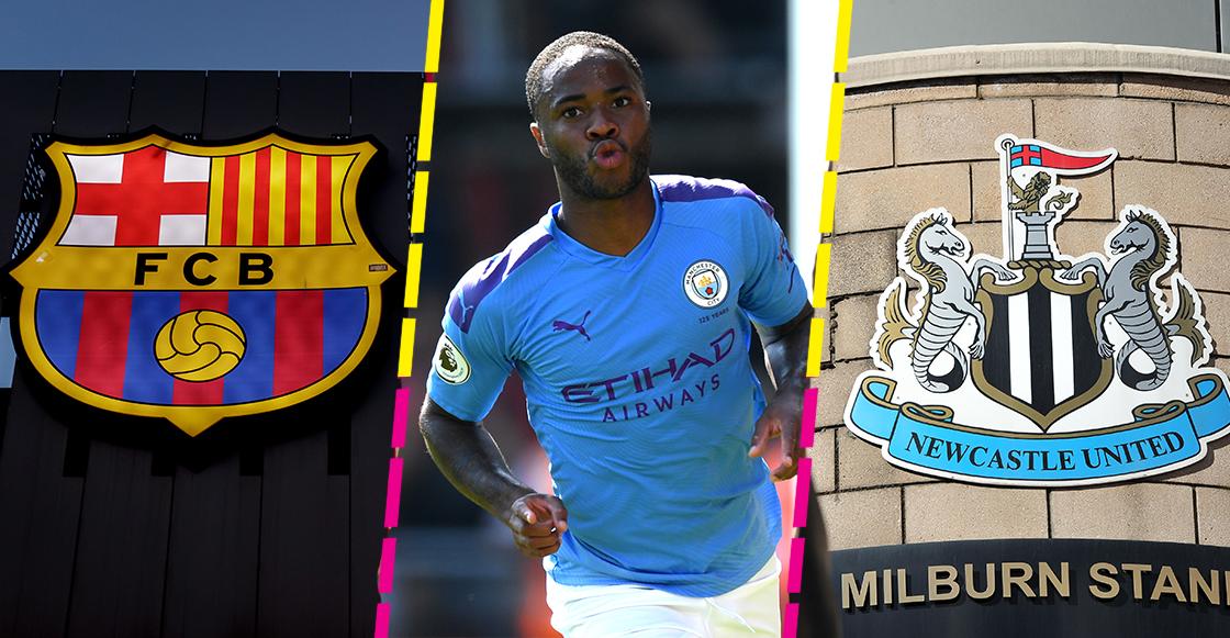 Raheem Sterling abre la posibilidad de salir del Manchester City: 5 equipos que podrían contrartalo