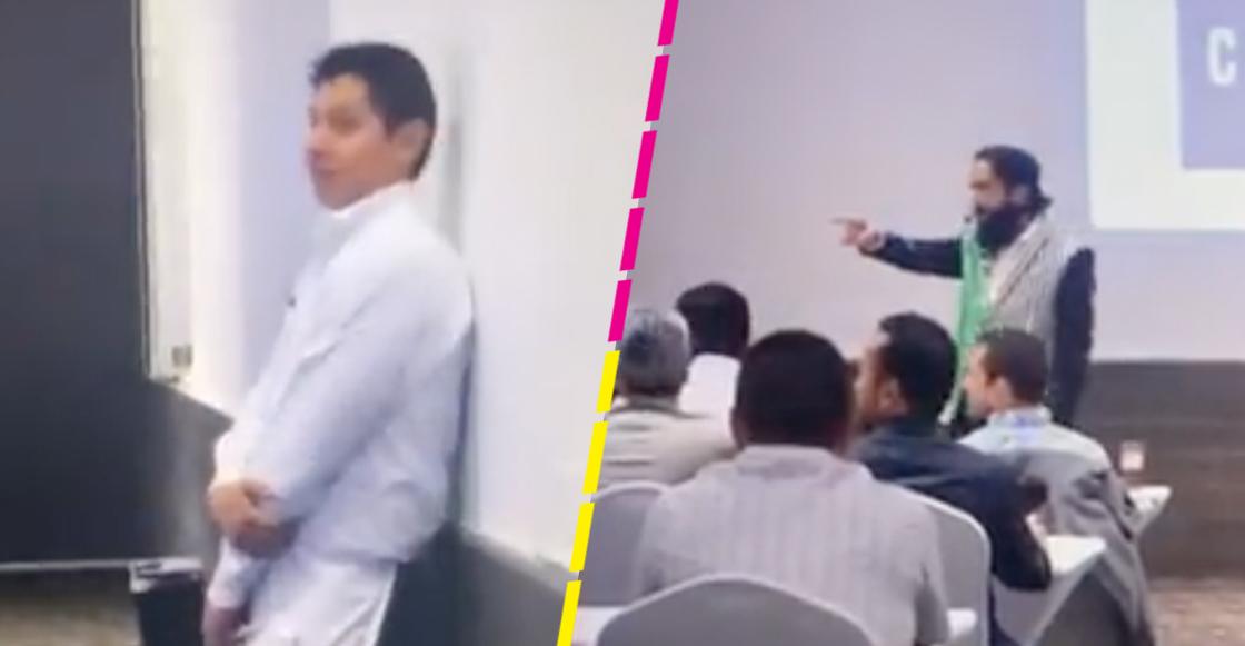 carlos-muñoz-coach-critica-mesero-video