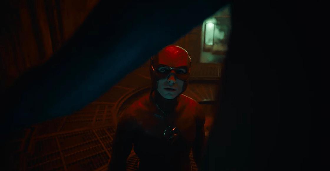 DC FanDome: Checa las primeras imágenes de 'The Flash' con Ezra Miller