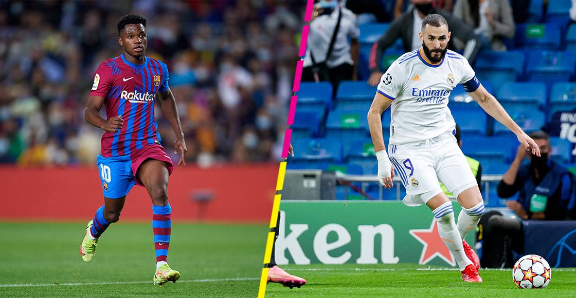 ¿Cómo, cuándo y dónde ver en vivo El Clásico: Barcelona vs Real Madrid?