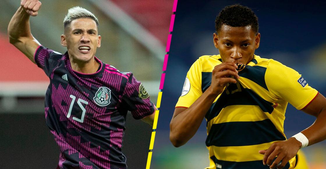 ¿Cómo, cuándo y dónde ver en vivo el amistoso entre México y Ecuador?