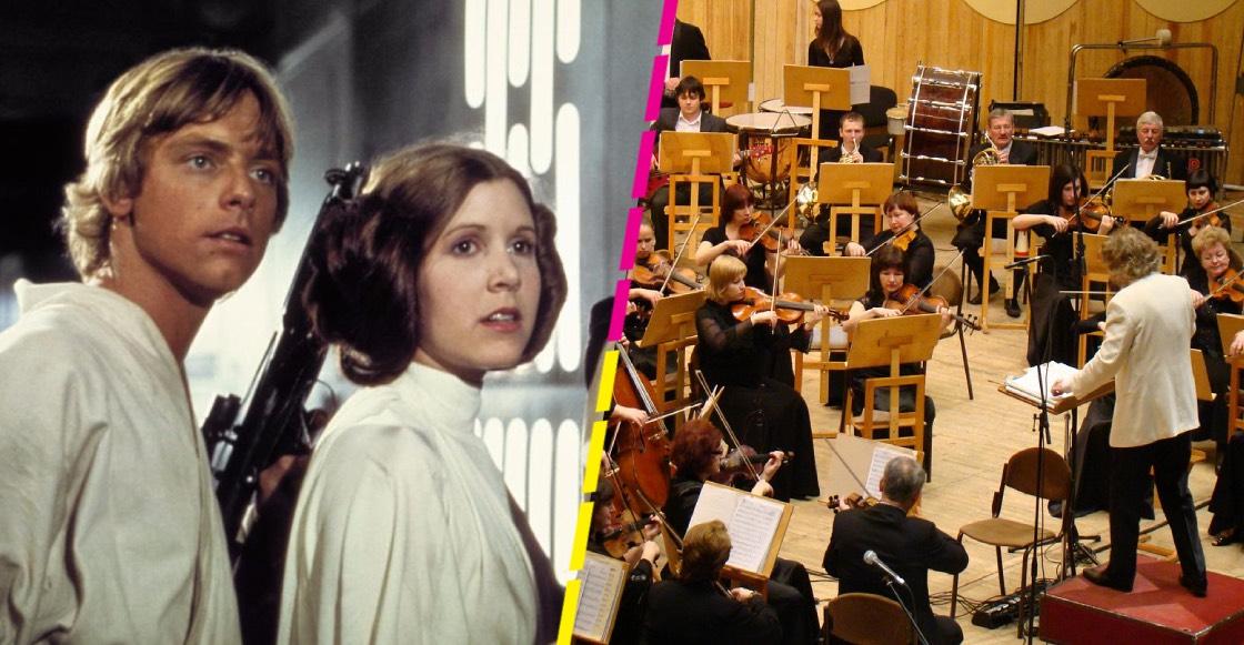 Usen la Fuerza: ¡Habrá un concierto sinfónico de 'Star Wars' en CDMX y te decimos cómo entrarle!