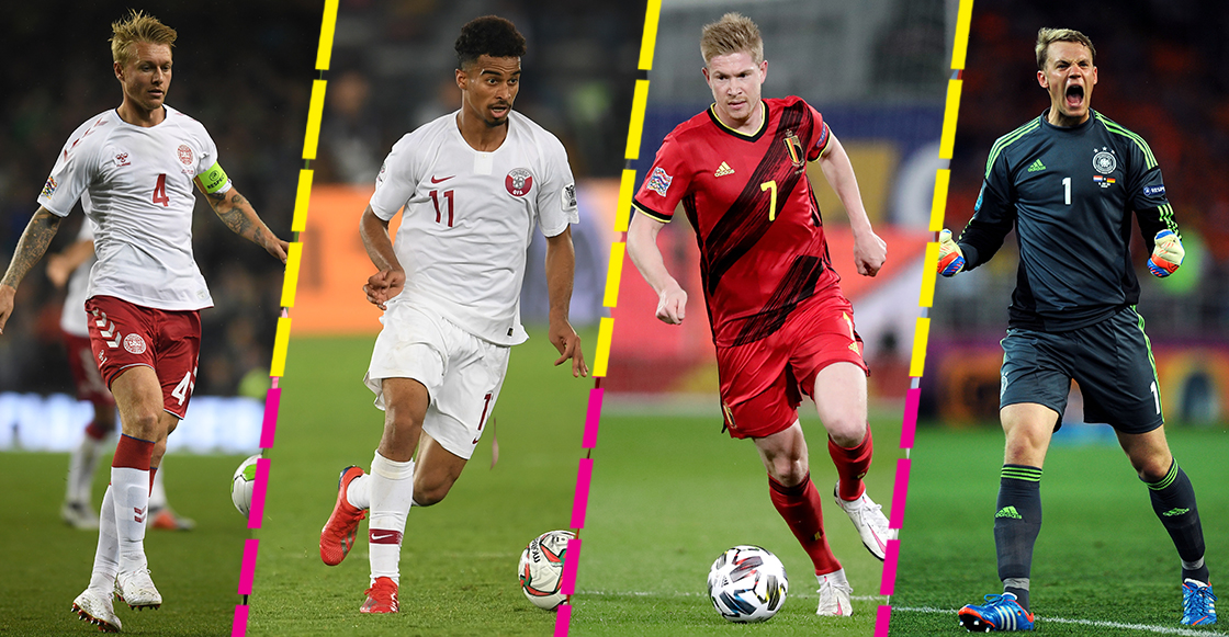 ¿Quiénes son las selecciones clasificadas al Mundial de Qatar 2022?
