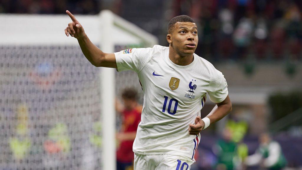 El gol de Mbappé en offside que le dio el título de la Nations League a Francia