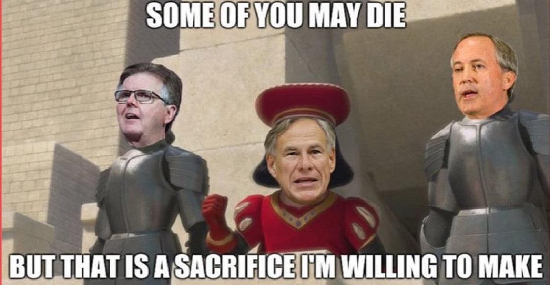 greg abbot gobernador Texas 1